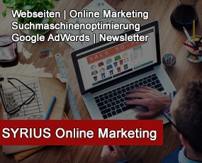 SYRIUS Online Marketing